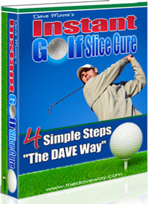 Golf Slice Cures - Instant Golf Slice Cure Image