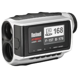 Bushnell Tournament Edition Rangefinder Review - Bushnell Hybrid