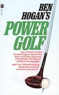Power Golf by Ben Hogan