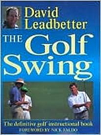 David Leadbetter Books On Golf