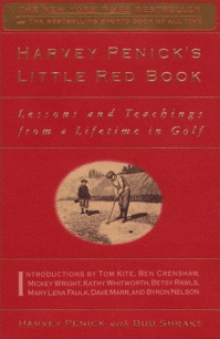 Little Red Book by Harvey Penick - Golf Instructional Book