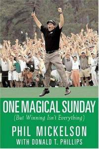 One Magical Sunday by Phil Mickelson Review