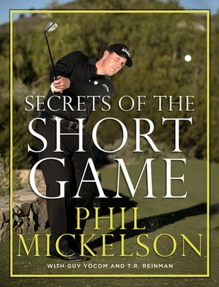 Phil Mickelson Books On Golf