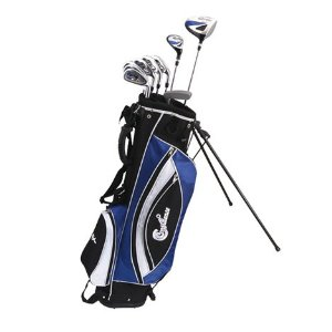 Complete Golf Club Sets - Confidence Golf Mens Power Hybrid