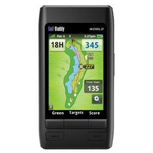 Golf Buddy World GPS Rangefinder