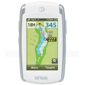 Golf Buddy World Platinum II Golf GPS Rangefinder
