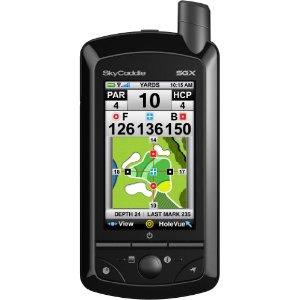 Sky Caddie SGX 2012 Golf GPS System