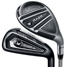 Callaway RAZR XF Hybrid Irons Review Image