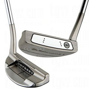 Odyssey Putter Reviews - Black Series I Putter Designs