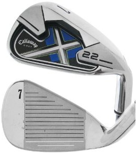 Callaway X-22 Irons Review Image