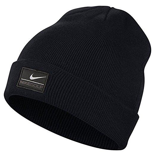hot sale online 85e8e 5d5cb Mens Nike Golf Basic Knit Cuff Beanie Hats