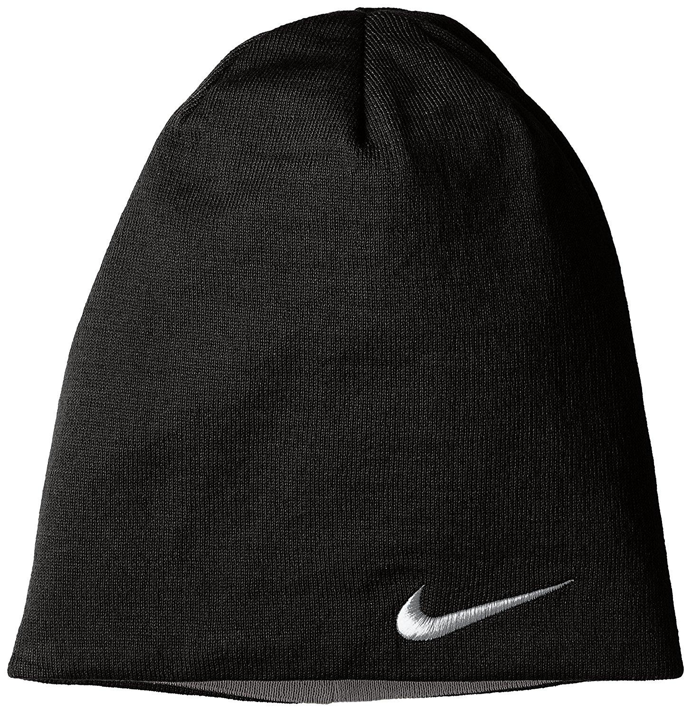 c2f76c0980cc6 Nike Mens Reversible Knit Golf Winter Beanie Caps