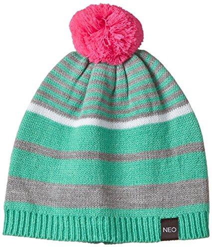Adidas Womens NEO Graphics Light Pom Pom Golf Beanie Hats