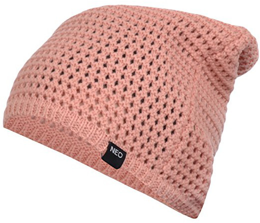 Adidas Womens NEO Knitted Slouch Crochet Golf Beanie Hats