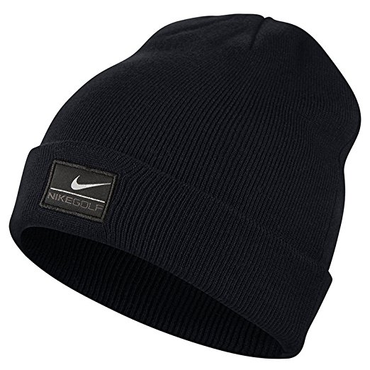 9d5f450d6c8 Nike Womens Basic Knitted Winter Golf Beanie Hats
