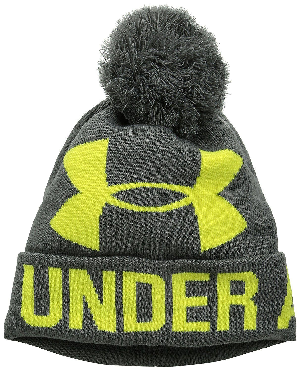ced26d20b08 Under Armour Womens Graphic Pom Pom Golf Beanie Hats