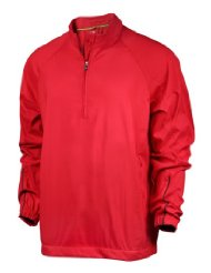 Adidas Mens ClimaProof Half Zip Wind Jackets