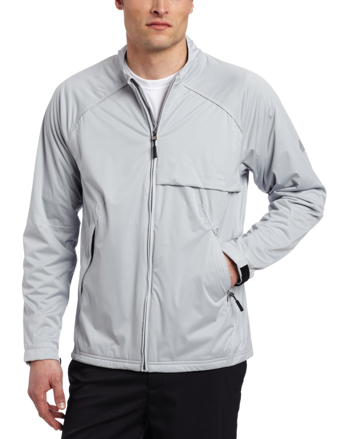 Adidas Mens ClimaProof Storm Soft Shell Golf Jackets