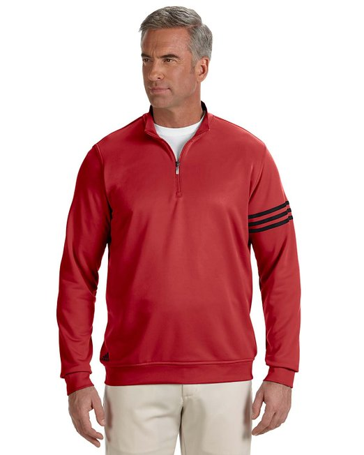 Mens Adidas A190 Climalite Golf Pullovers