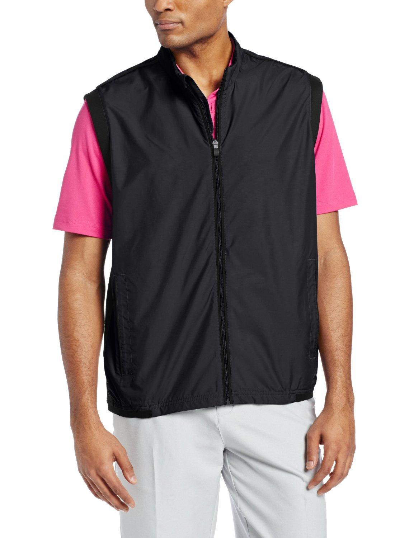 b04de06530d36 Adidas Mens Climaproof Golf Wind Vests
