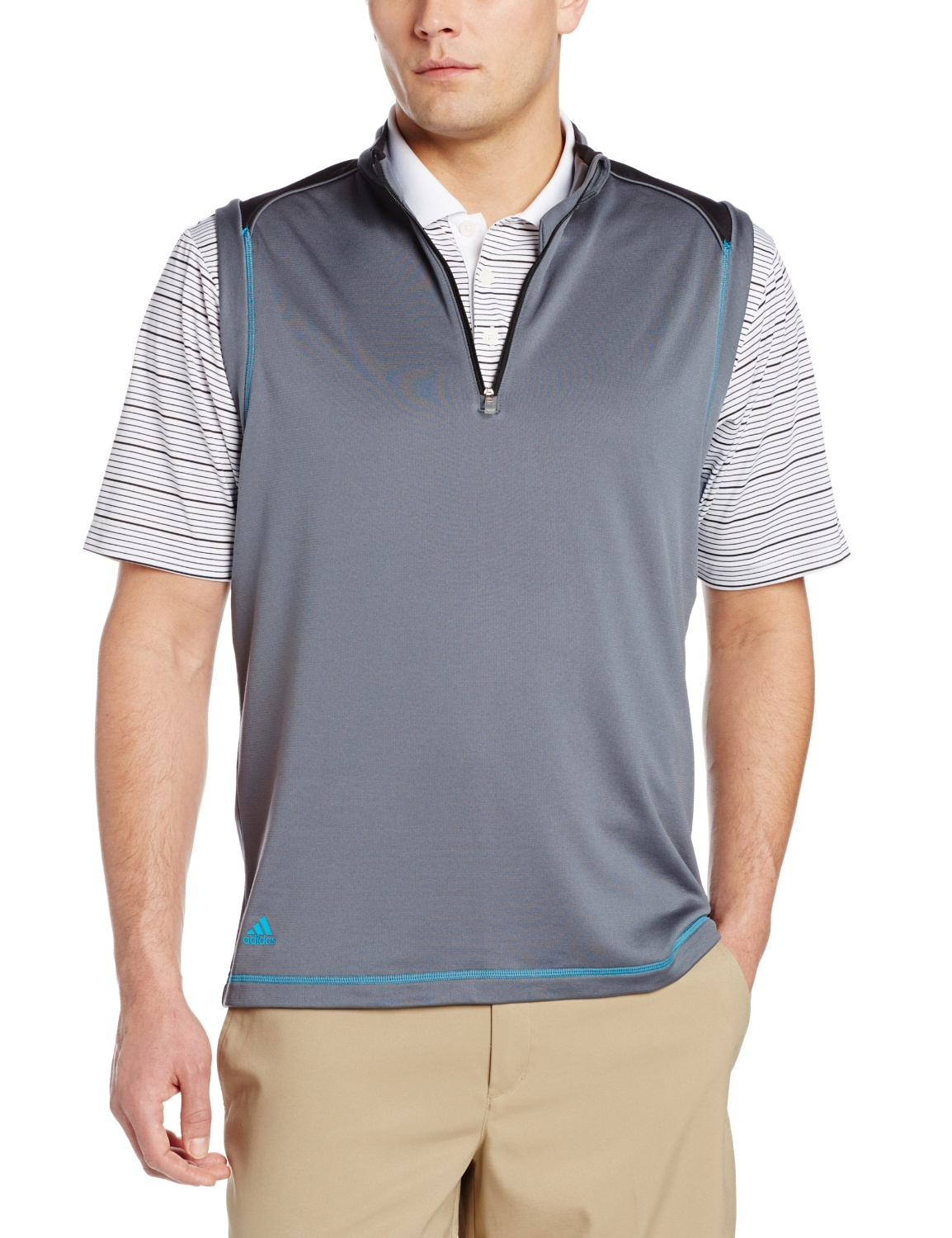 Adidas Mens Golf Vests