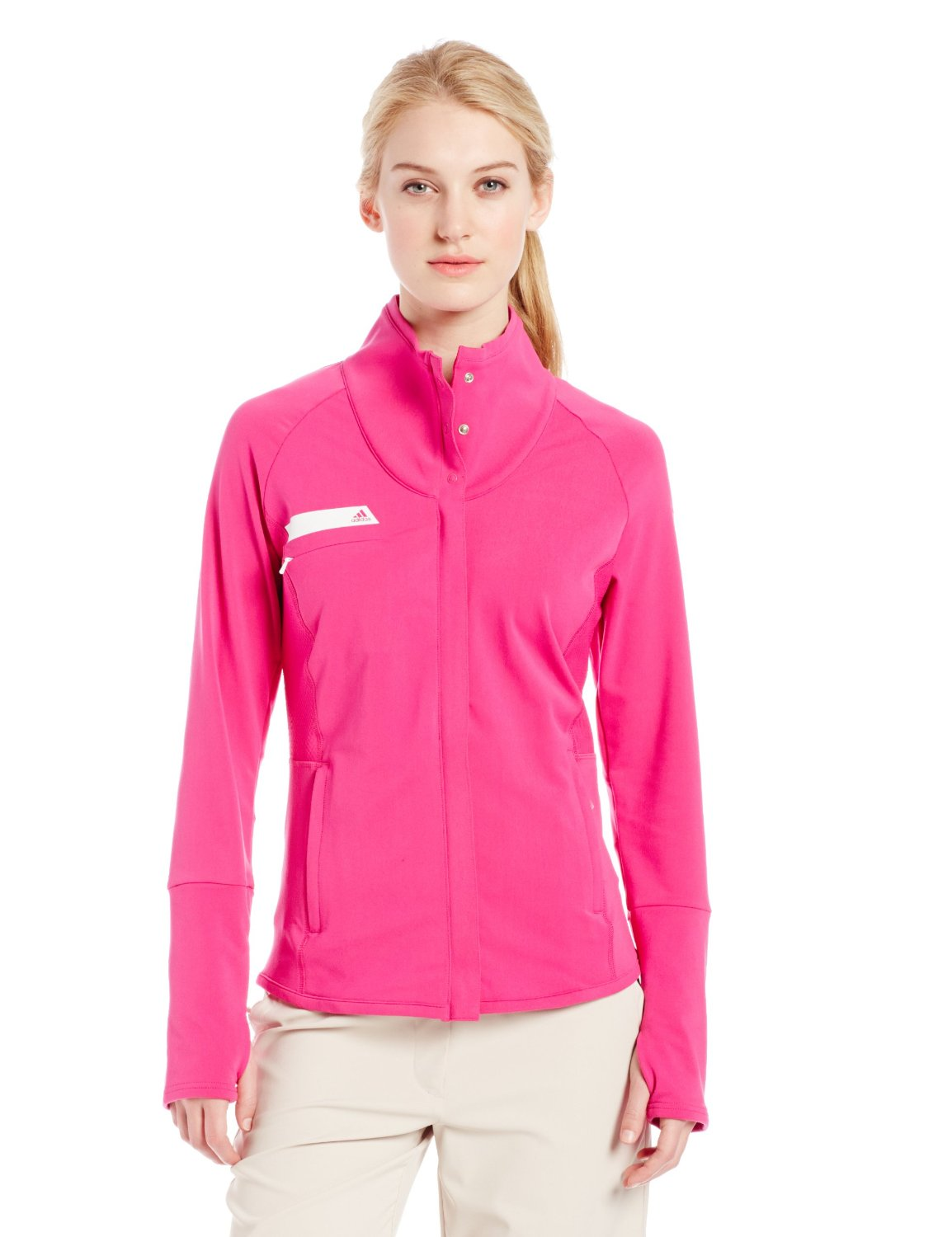 Adidas Womens Puremotion Tour Golf Jackets