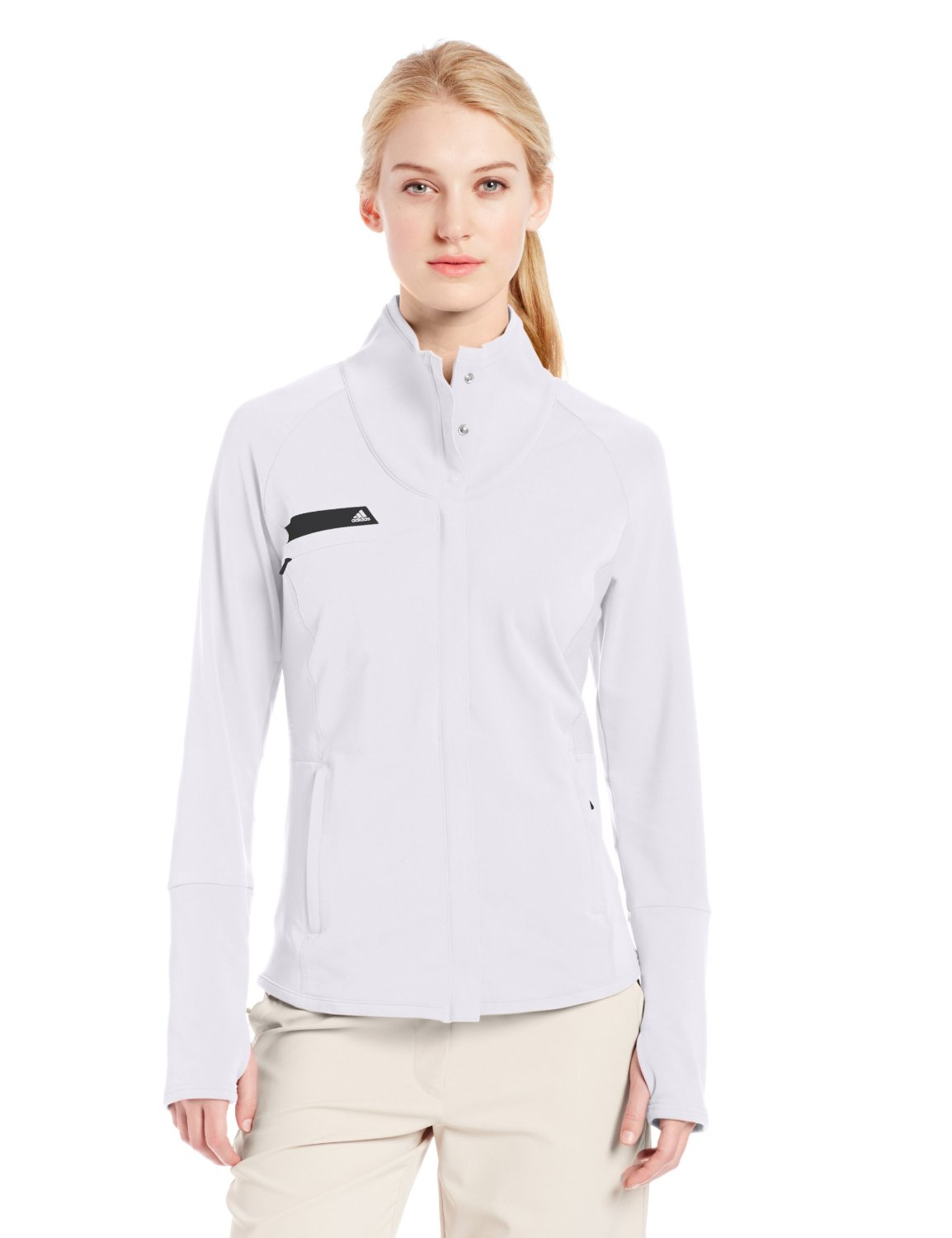 Womens Adidas Puremotion Tour Golf Jackets