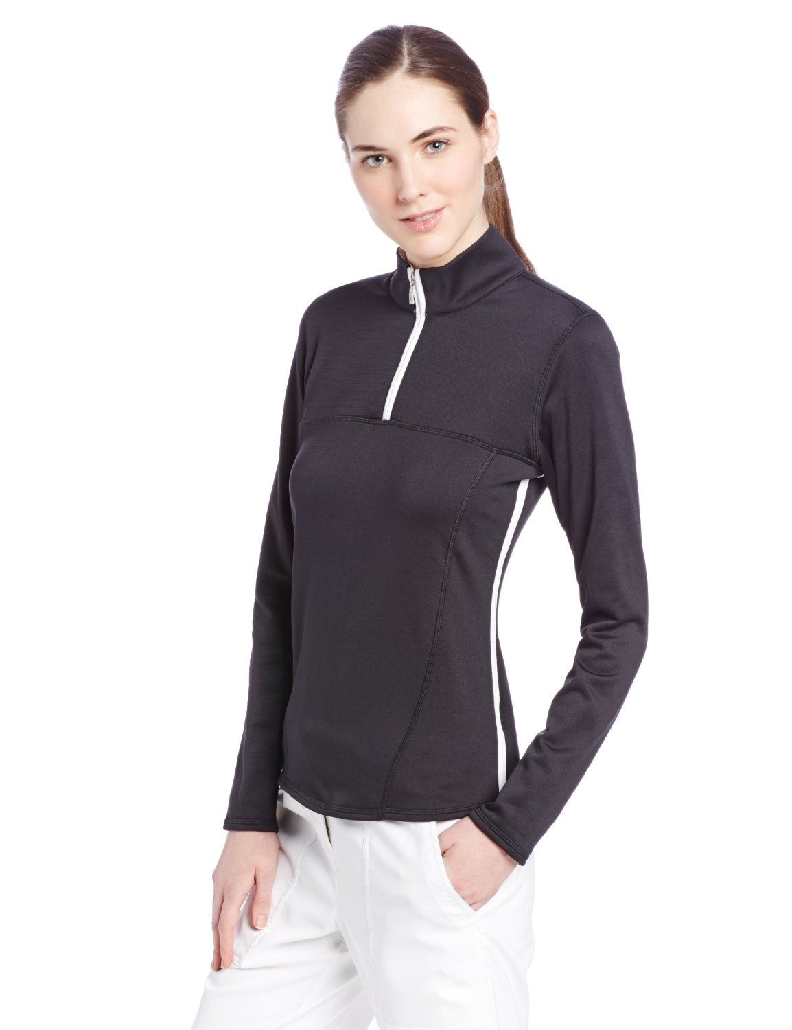 Adidas Womens Climawarm Plus Golf Pullovers