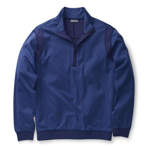 Mens Ashworth 2014 Double Face Half Zip Golf Pullovers