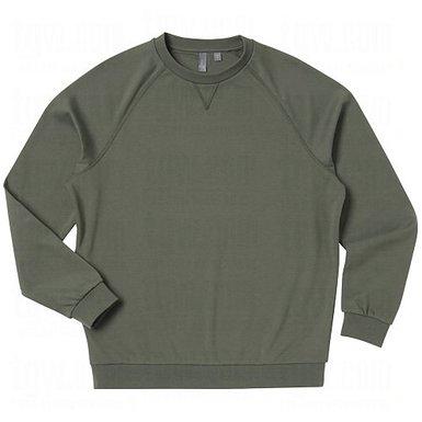 Mens Ashworth Mesh Back Fleece Golf Pullovers