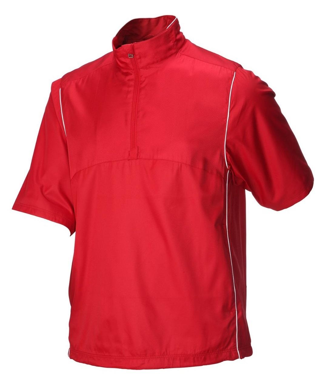Mens Greg Norman Short Sleeve Golf Jackets