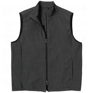 Mens Greg Norman Collection Tech Golf Vests