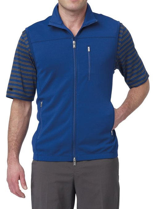 Greg Norman Mens Golf Vests