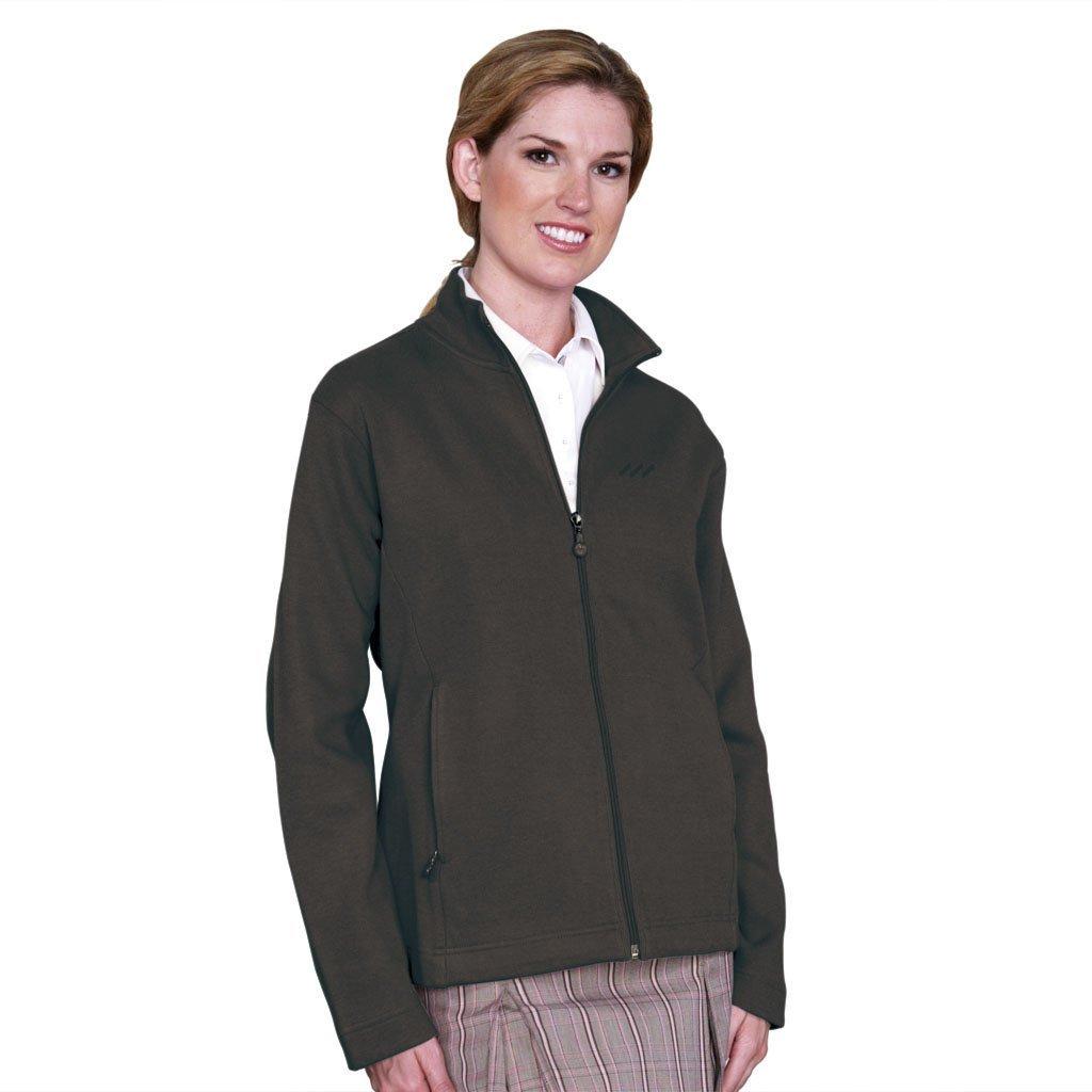 Womens Monterey Club French Rib Golf Sweater Jackets