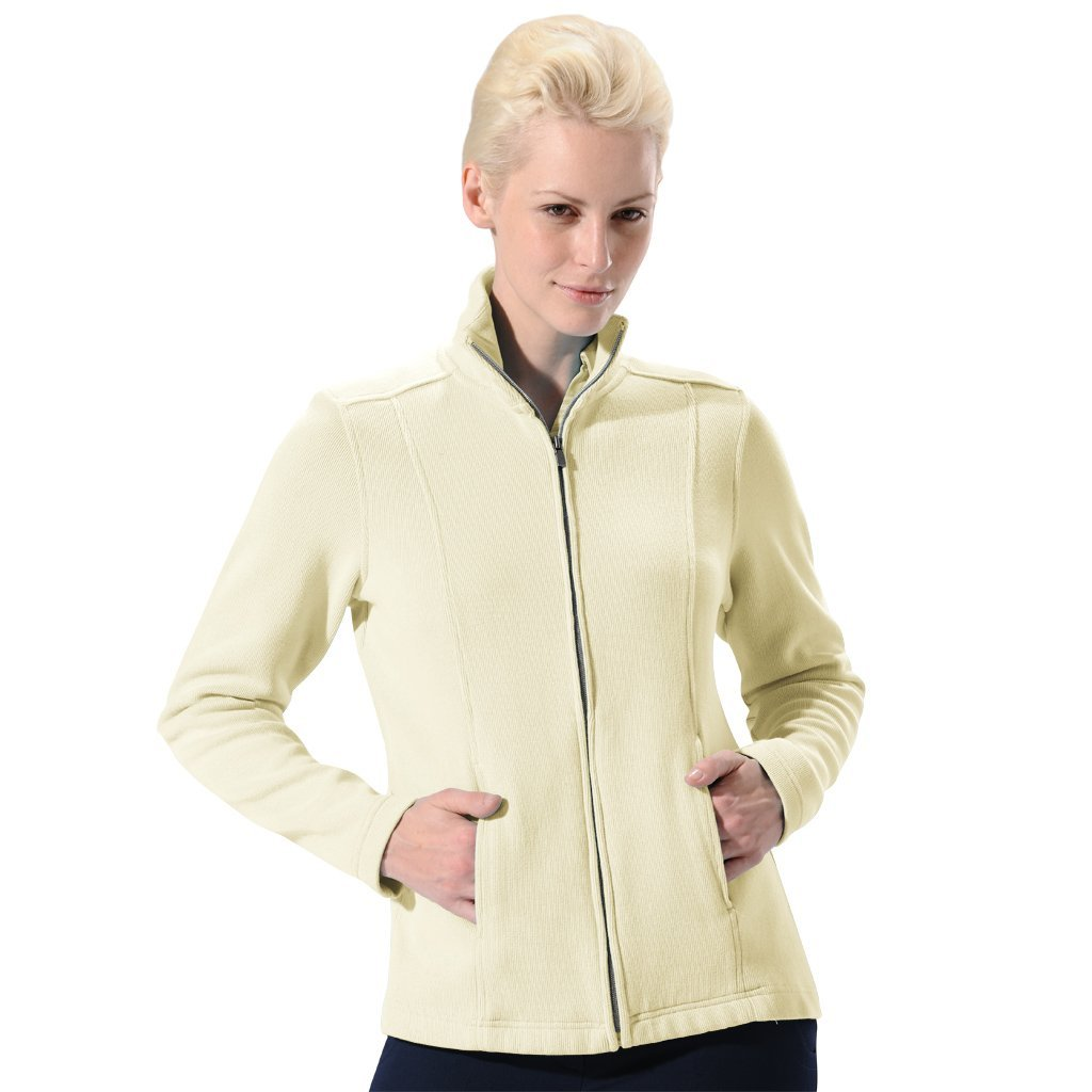 Womens Monterey Club Long Sleeve Zip Up Golf Jackets