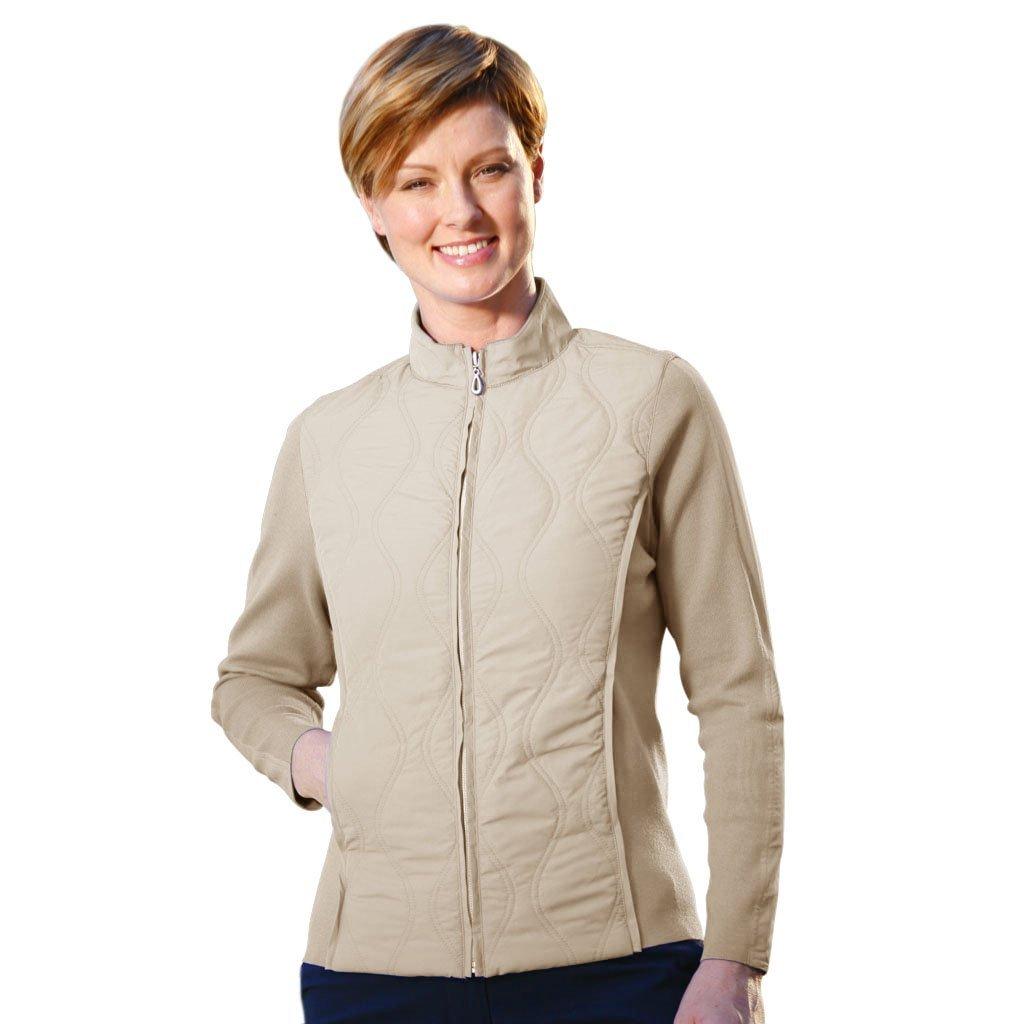 Womens Monterey Club Quilt Golf Jackets