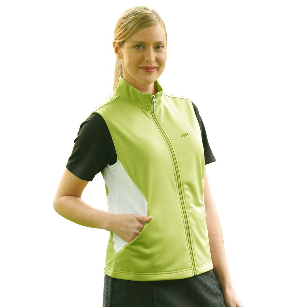 Womens Monterey Club Cardigan Golf Vests