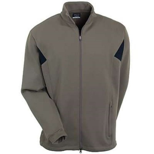 Mens Nike TwoTone ThermaFit Full Zip Golf Jackets