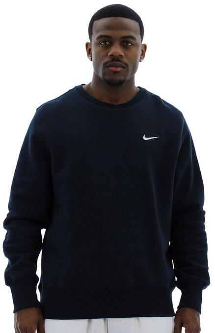 Mens Nike Classic Crew Golf Sweatshirts