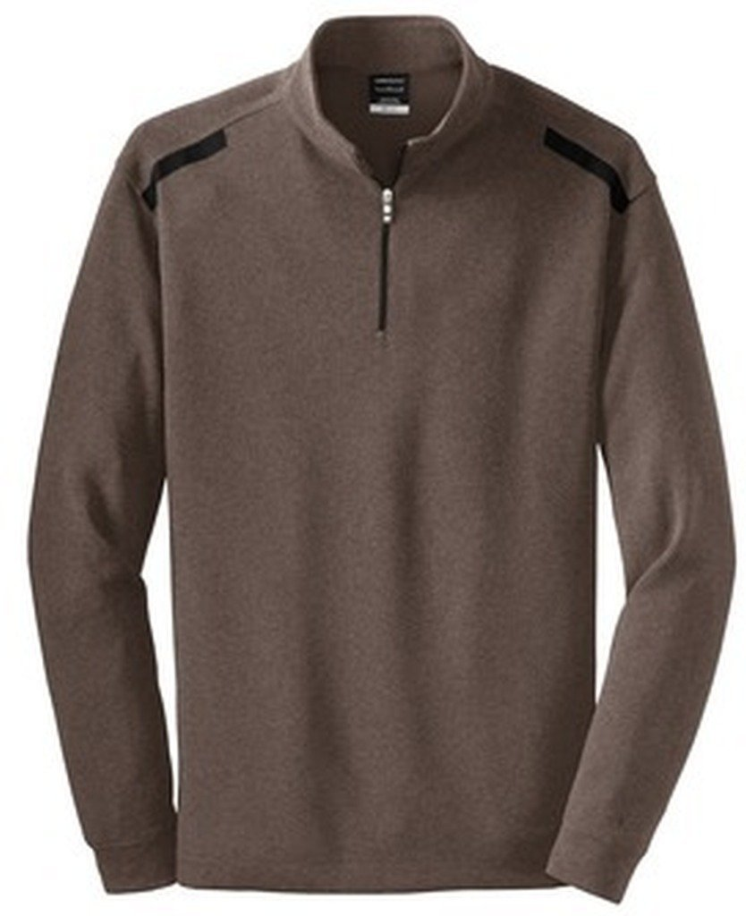 Mens Nike Heather Golf Cover-Ups