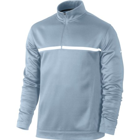 Mens Nike Therma Fit Half Zip Golf Pullovers