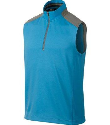 Mens Nike Dri-Fit Half Zip Golf Vests