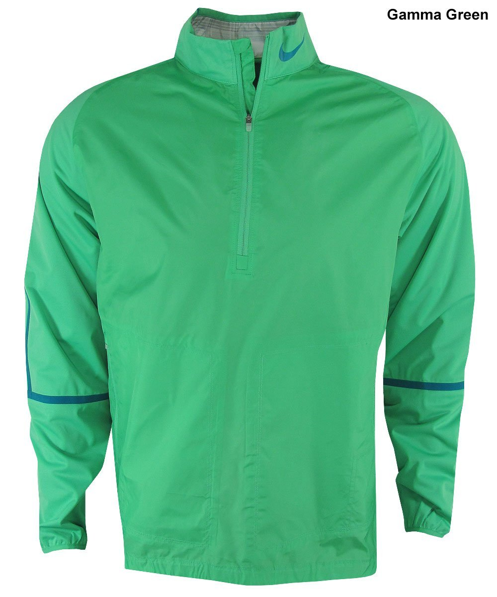 Mens Nike 13 Half Zip Golf Wind Jackets