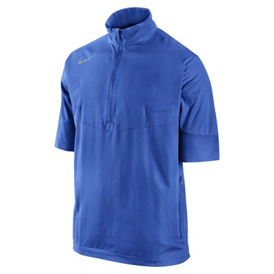Mens Nike Sport Short Sleeve Golf Windshirts