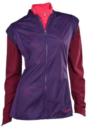 Womens Nike 2 in 1 Vest Golf Jackets