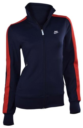 Womens Nike N98 Track Golf Jackets