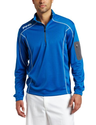 PING Mens Ranger Long Sleeve Pullover Jackets