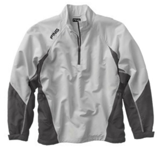 PING Mens Recovery Half Zip Pullover Golf Jackets