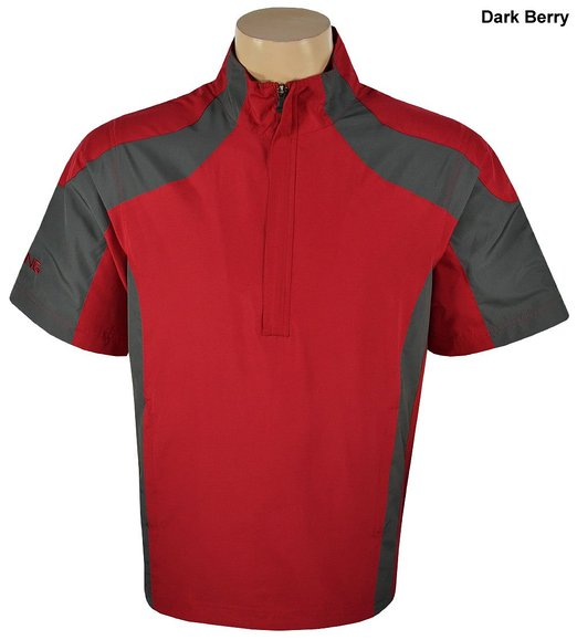 Mens Ping Torque Short Sleeve Golf Pullovers