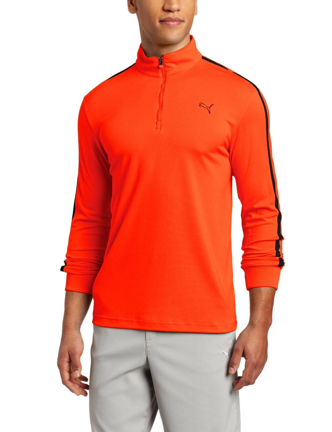 Puma Mens Golf Pullovers